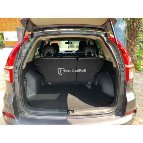 Mobil SUV Honda CRV 2.0 Matic 2017 Bekas Tangan1 Terawat Ori Harga Nego - Serang
