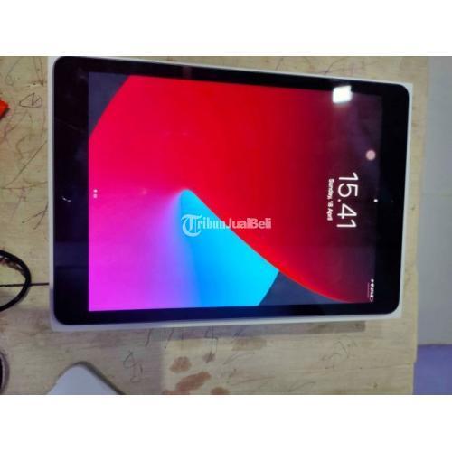 Tablet Apple iPad 8 (2021) Wifi Bekas Fullset Nominus Garansi Panjang - Sukoharjo