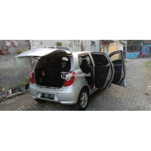 Mobil Hatchback Daihatsu Ayla X 2014 Manual Bekas Tangan1 Sehat Surat Lengkap - Boyolali