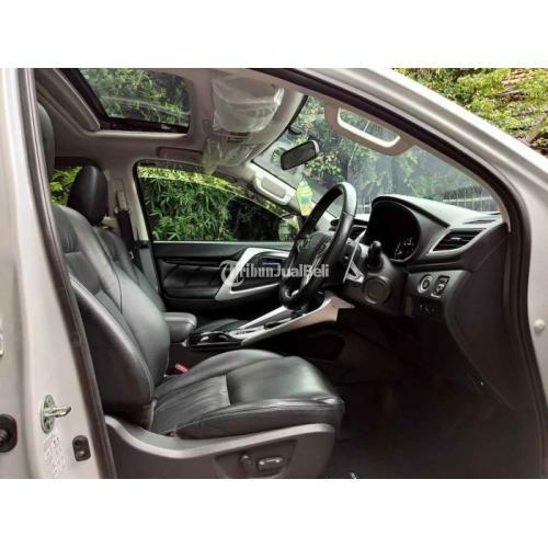 Mobil SUV Mitsubishi Pajero Sport 2018 Bekas KM Rendah Terawat Harga Nego - Surabaya