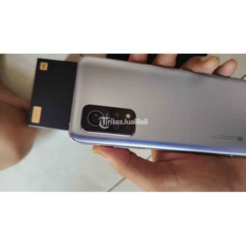 HP Xiaomi Mi 10T Pro 8/128GB Bekas Fullset Garansi On Mulus Terawat - Jakarta