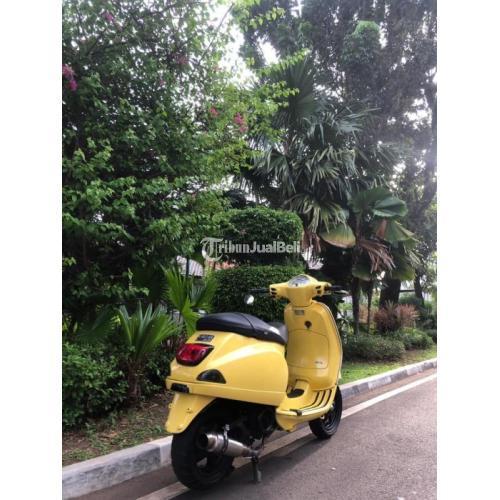 Motor Vespa Lx 150 Injection 2012 Bekas Sehat Mulus Surat Lengkap Harga Nego - Jakarta