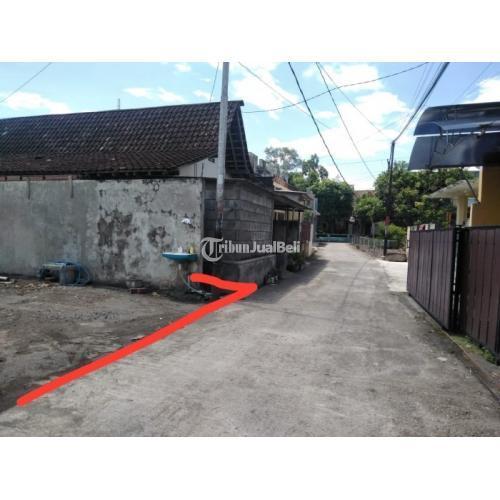Dijual Tanah KOSONG-TEMBOK keliling Lt 346m², UTARA Perum Merapi view Jl Kaliurang - Sleman