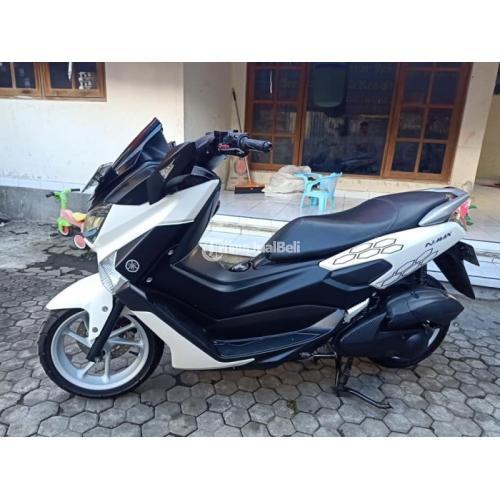 Motor Yamaha Nmax 2014 Pajak Panjang Body Mulus Bekas Normal - Denpasar