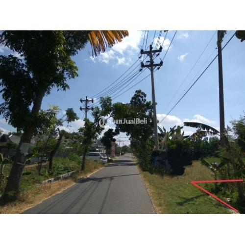 Dijual Tanah Tepi Jl.Dr. Supomo. 70m Selatan Perum Cahaya Regency - Sukoharjo