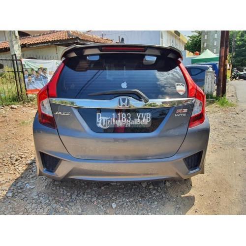 Mobil Honda Jazz RS AT 2015 Bekas Normal Pajak Panjang Harga Nego - Bandung