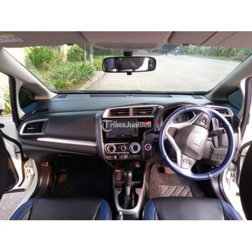 Mobil Honda Jazz RS CTV 2016 Putih Pajak Hidup Bekas Norma Harga Nego - Tangerang