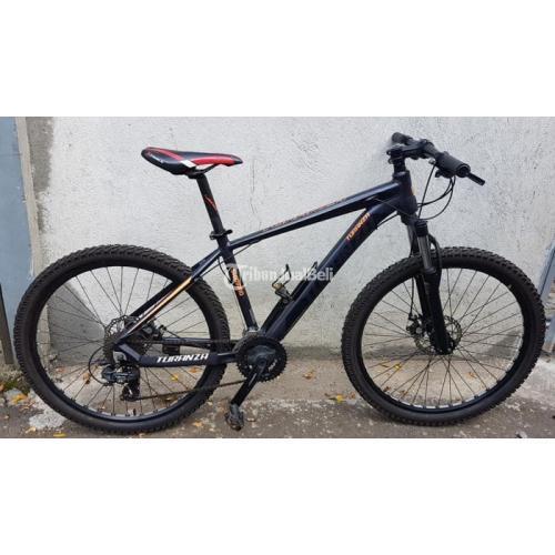 Sepeda Mtb Turanza TR2805 Frame Alloy Bekas Kondisi Mulus Harga Nego - Depok