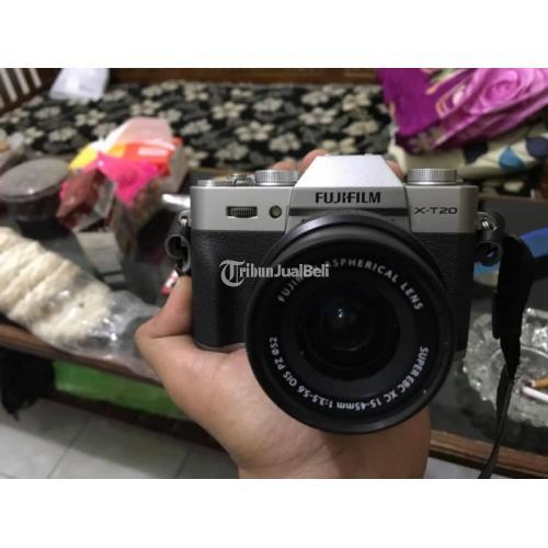 Kamera Fujifilm XT 20 Bekas Fullset Kondisi Norma Mulus No Jamur - Semarang