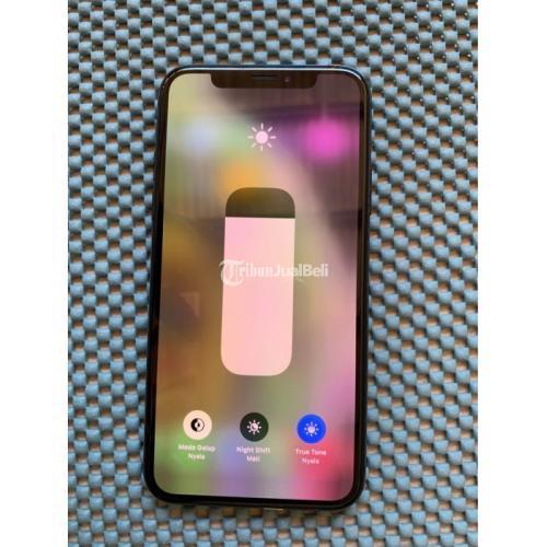 HP iPhone XS 256Gb Bekas Fulset Kondisi Normal Mulus Harga Nego - Surabaya