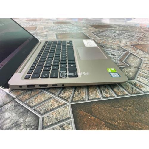 Laptop Asus Vivobook S14 A411UNV Ram 8GB Bekas Bergaransi - Semarang