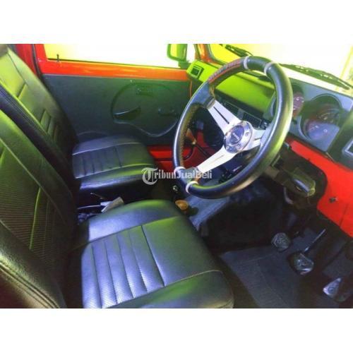 Mobil Suzuki Jimny Trepes 1982 Pajak Baru Body Mulus Bekas Normal - Semarang