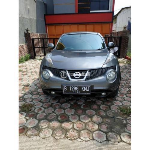 Mobil Nissan Juke RX Matic 2012 Grey Pajak Panjang Bekas Normal - Bekasi