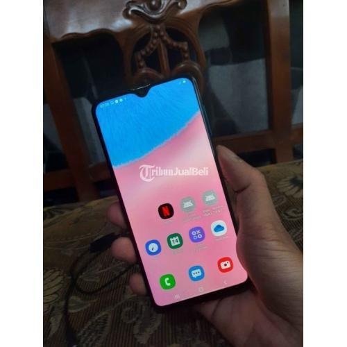 HP Samsung A30s Ram 4GB/64GB Bekas Fullset Mulus No Minus - Surabaya