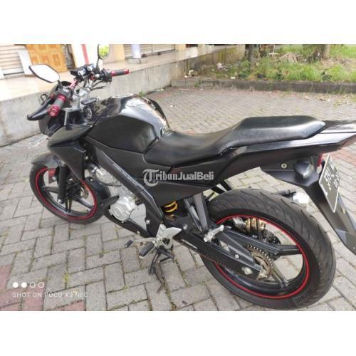 Motor Yamaha Vixion 2015 Surat Lengkap Mesin Normal Bekas - Sidoarjo