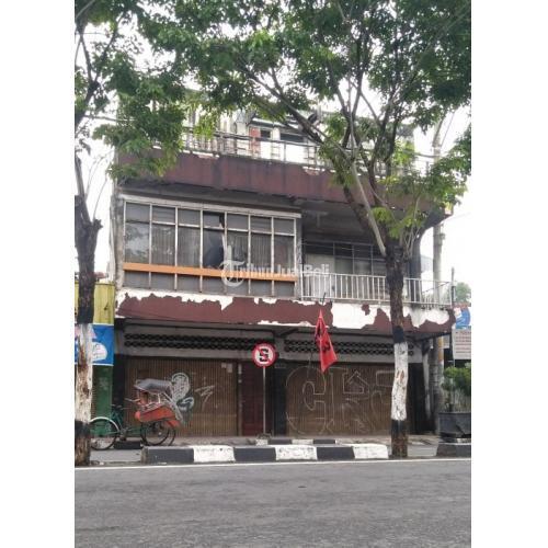 Dijual Tanah WIROBRAJAN LT.373m2 LD.10m Tepi Jalan RE.Martadinata Kodya Yogya - Jogja