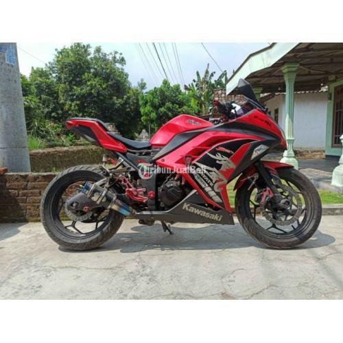 Motor Sport Kawasaki Ninja 250 2013 Bekas Bagus Terawat - Mojokerto