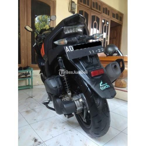 Motor Yamaha Aerox 2017 Surat Lengkap Bekas Mulus Harga Nego - Madiun