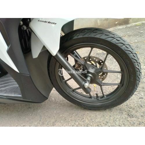 Motor Honda New Vario 125cc 2019 Body Mulus Surat Lengkap Bekas - Semarang