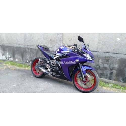 Motor Yamaha YZ250F 2014 Surat Lengkap Mesin Normal Bekas Mulus - Badung