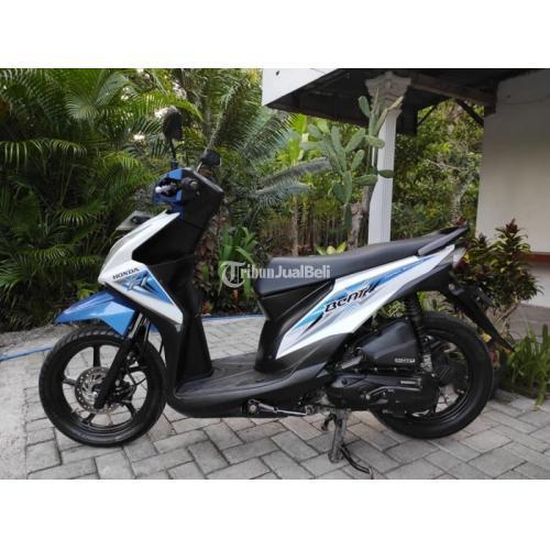 Motor Honda Beat 2016 Bekas Terawat Normal Surat Lengkap Pajak Aktif - Ngawi
