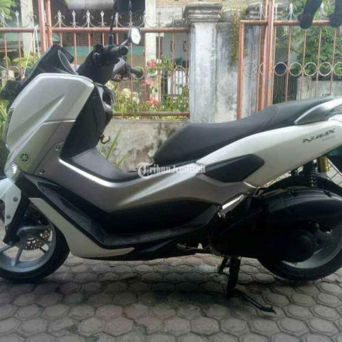 Motor Yamaha NMax 2019 Putih Surat Lengkap Bekas Kondisi Normal - Banda Aceh