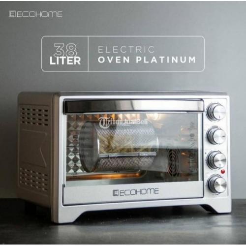 Oven Ecohome Platinum Series EOP888 Baru Low Watt Bergaransi - Semarang