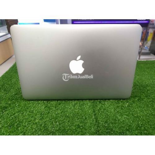 Laptop MacBook Air 2013 Ram 8GB SSD 500GB Bekas Mulus No Minus - Bandung