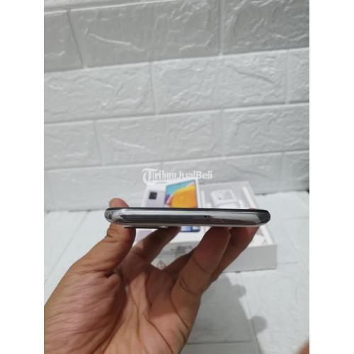 HP Samsung A71 Fullset Ram 8GB/128GB Bekas Normal Mulus No Minus - Surabaya