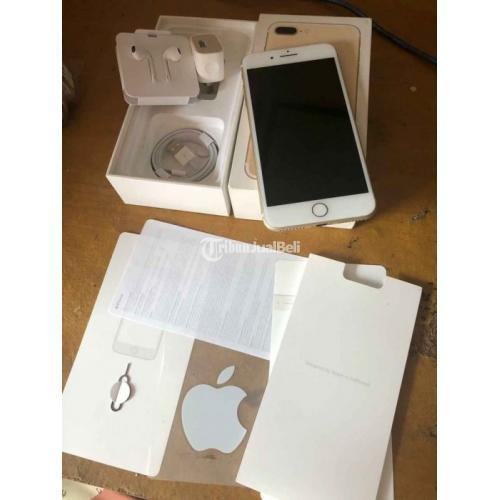 HP iPhone 7 Plus 256GB Garansi Inter Imei Aman Bekas Fullset Mulus - Denpasar