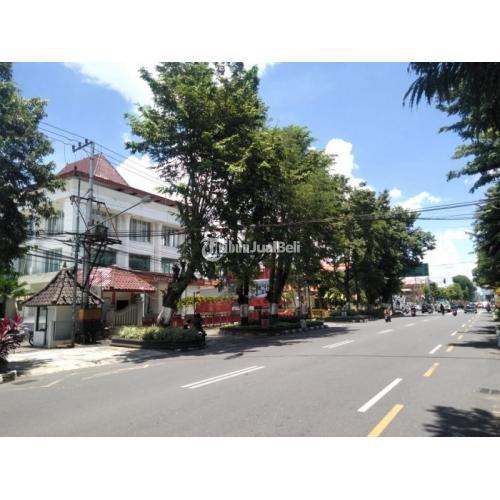 Dijual GEDUNG di Jl.JENDRAL SUDIRMAN, 20m Timur GRAMEDIA, Eks GRAPARI TELKOM - Yogyakarta