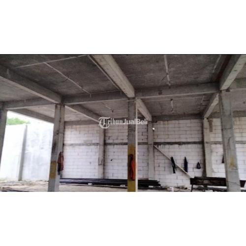 Dijual GUDANG Jl Bantul Km6, Lt 1340m2. LANTAI 2 (Bag depan) ON proses 85% - Bantul