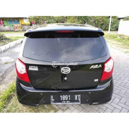 DaihaitsAyla X 1.0 Matic 2014 Body Original Surat Lengkap Bekas Mulus - Surabaya