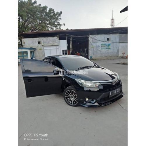 Mobil Toyota Vios Gen 3 2013 Ex Blubird Manual Bekas Mulus Terawat Bisa Kredit - Jakarta Selatan