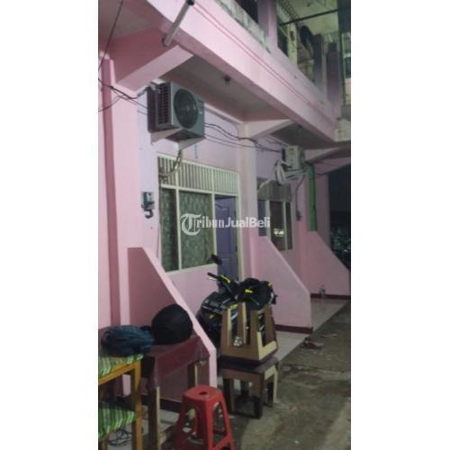 Dikontrakan RUMAH PETAKAN JL. GONDANG DIA BARU 41.A JATIWARINGIN - Jakarta Timur