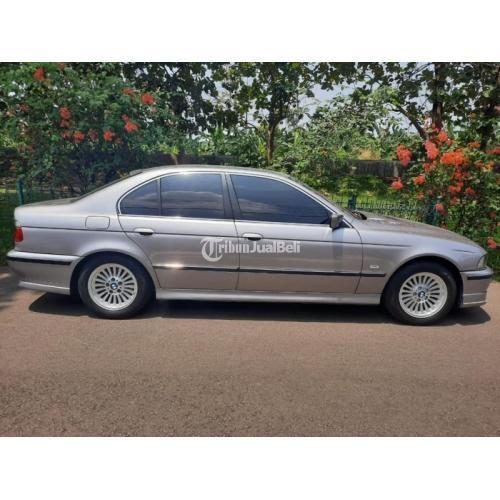 Mobil BMW Series 5 1998 Bekas Terawat Mulus Pajak Panjang Harga Nego - Jakarta Selatan