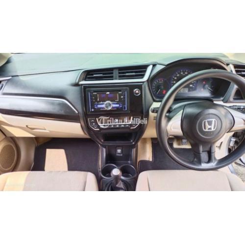 Mobil Honda Mobilio 1.5 E Manual 2017 Tangan 1 Bekas Mesin Kering Bisa Kredit - Surabaya