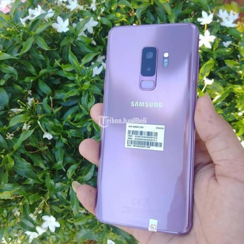 HP Samsung S9 Plus Dual Sim rAM 6GB/256GB Bekas Mulus No Minus - Gresik