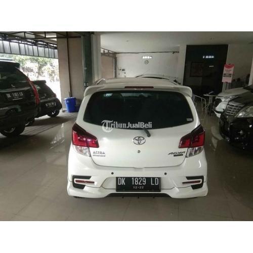 Mobil Toyota Agya S TRD2017 Manual Mesin Kering Bekas Siap Pakai - Gianyar