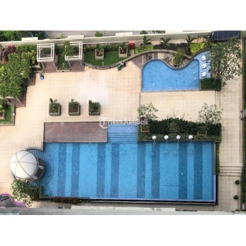 Jual Apartemen Baru Green Lake Sunter 2BR Furnished - Jakarta Utara