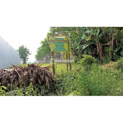 Jual Tanah 2035m2 Legalitas SHM Harga Nego di Wonoasih - Probolinggo
