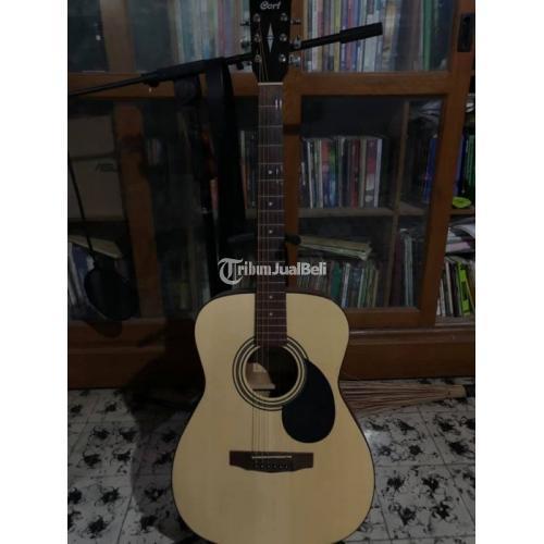 Gitar Akustik Cort AF510e OP Bekas Fungsi Normal Fullset - Kulon Progo