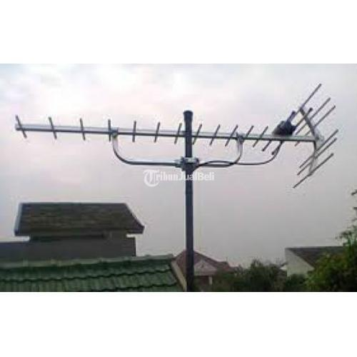 Jasa Pasang Antena TV Gambar Bagus Tahan Cuaca Pamulang - Jakarta Timur