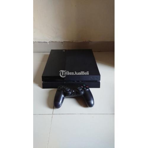 Konsol Sony PS4 Fat 500GB FW 702 HEiN Fullgames Bekas Segel Void - Depok
