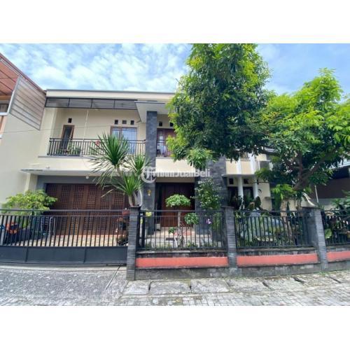 Dijual RUMAH 2 LANTAI-Full Furnish SIAP HUNI-5KTidur, Lt 138m².1Km ke AMPLAZ - Yogyakarta