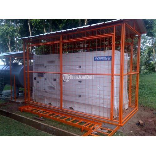 Jacketing Silencer Genset -PT. Kharisma Jaya Globalindo Ada 3 Varian - Jakarta Barat