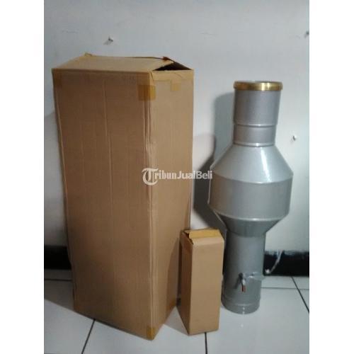 Ombrometer Penakar/Pengukur Hujan Ombrometer Galvanis/Stainless - Tangerang
