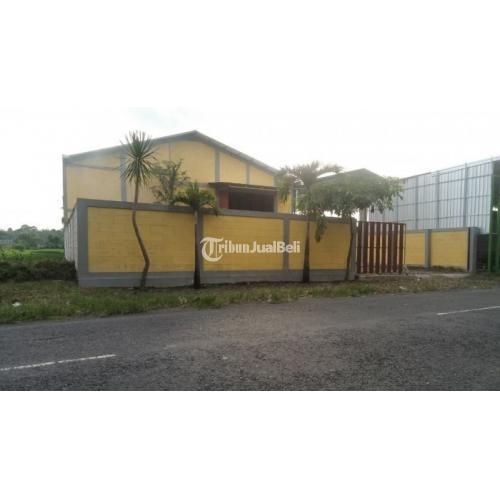 Dijual GUDANG Jl IMOGIRI BARAT Kontainer MASUK. Lt 2150m² LB 1850m² SHM IMB - Bantul