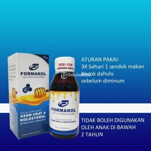 Formakol Madu Herbal Obat Kolesterol dan Asam Urat Paling Ampuh - Bekasi