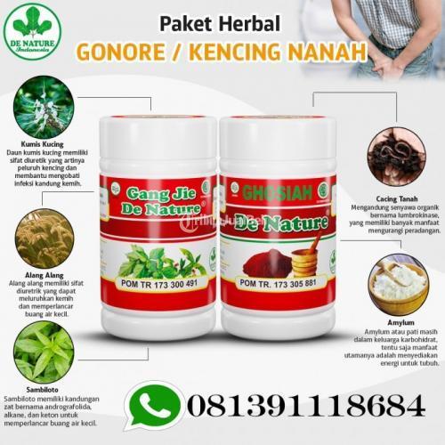 Obat Sipilis dan Gonore (Kencing Nanah) Herbal Ampuh - Bekasi